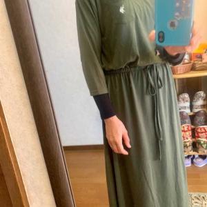 ダイエット食事日記2157日目。今日は、ダイエット1108日目、ステイホーム、コンビニスィーツでおやつ。輪編みで次女のスヌード作成、長女が毛糸で作ったバッグ飾り。