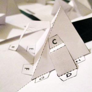 【無料型紙ダウンロード】動く! ポップアップカードの作り方  マシュー・ラインハート
