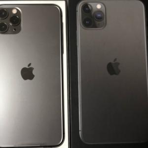iPhone機種変更