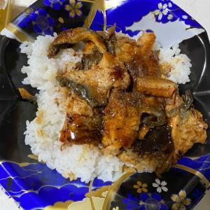 鰻定食(激安)