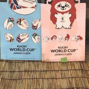 ラグビーワールドカップ2019は続く