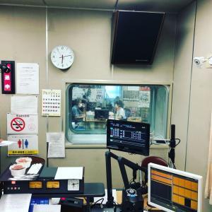 これからFM秋田で桃豚の夏ギフトPRです!