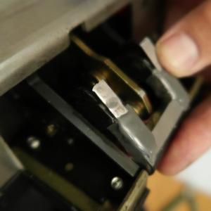 折れたパニアロックステーを修理しよう 〜最終 アーム接合と復旧〜
