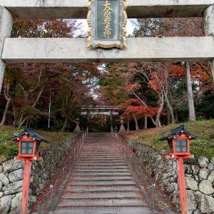 大原野神社と春日乃茶屋