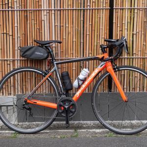 桜を求めて京北へロードバイクで走ったら...