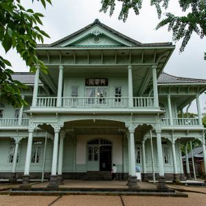 小泉八雲旧邸と武家屋敷