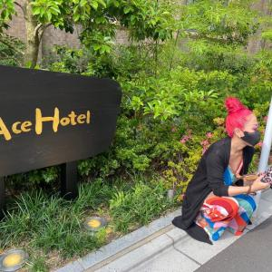 京都でオシャレなモーニング@Ace Hotel