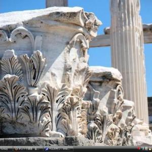 ペルガモンとその重層的な文化的景観 - トルコ 世界遺産 壁紙集