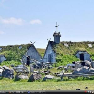 ランス・オ・メドー国定史跡 - カナダ 世界遺産 写真・壁紙集