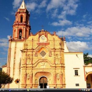 シエラ・ゴルダのフランシスコ会伝道所群 - メキシコ 世界遺産