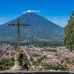 アンティグア・グアテマラ - グアテマラ 世界遺産 写真集