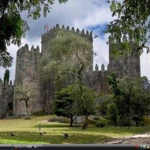 ギマランイスの歴史地区 - ポルトガル 世界遺産 写真・壁紙集