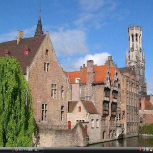 ブルッヘ歴史地区 - ベルギー 世界遺産 写真・壁紙集
