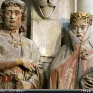 ナウムブルク大聖堂 - ドイツ 世界遺産 写真・壁紙集