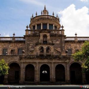 オスピシオ・カバーニャス -メキシコ 世界遺産 写真・壁紙集