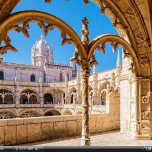 リスボンのジェロニモス修道院とベレンの塔 - ポルトガル 世界遺産