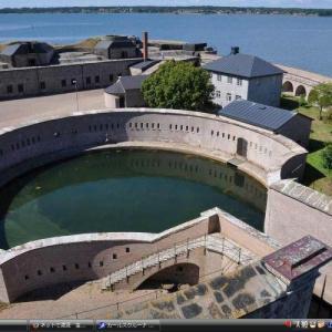 カールスクルーナの軍港 - スウェーデン 世界遺産 写真・壁紙集