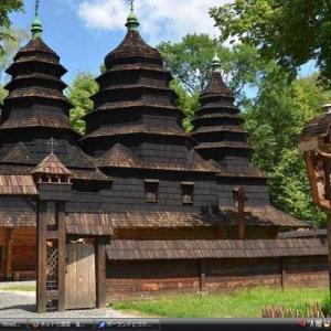 カルパティア地方の木造教会群 - ポーランド・ウクライナ世界遺産