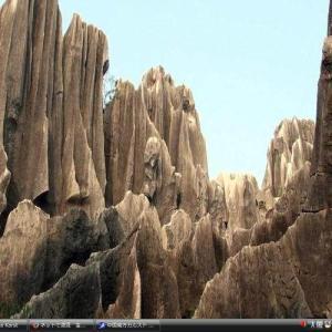 中国南方カルスト - 中国 世界遺産 写真・壁紙集