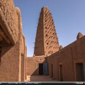 アガデス歴史地区 - ニジェール 世界遺産 写真・壁紙集