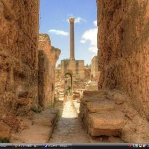 カルタゴ遺跡 - チュニジア 世界遺産 写真・壁紙集