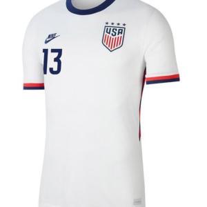 アメリカ代表新ユニホーム