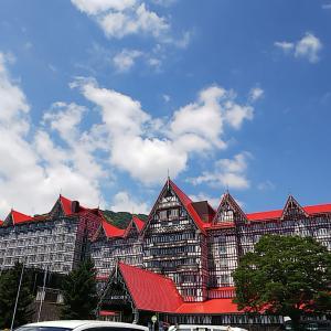 ★ホテルグリーンプラザ白馬①