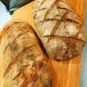 週末のプチ旅行! Bread Lounge のおいしいパン