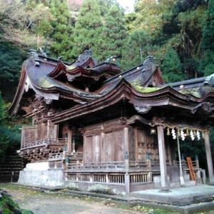 再び、平泉寺白山神社へ