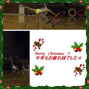 ☆ クリスマス会・演技会 ☆