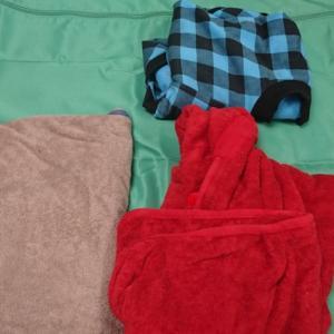 ペット用品洗濯バッグを使ってみました