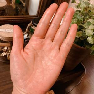 カエルの手