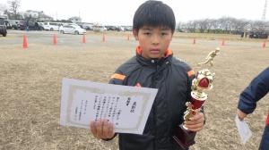 KEIAI CUP 3位グループ第一位