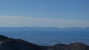 1月3日 赤城山 氷点下10℃