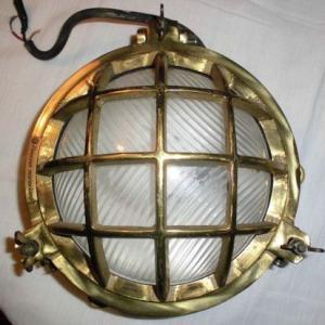 船舶ライト ファローシャン マリーンランプ バルクヘッドライト