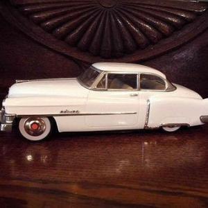 1950年代 日本製50¢ブリキのキャデラック