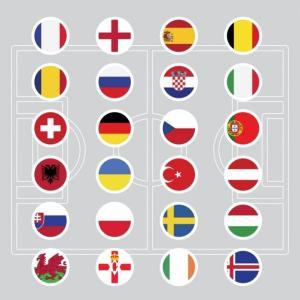 世界で10番目ぐらいにサッカーが強そうな国w