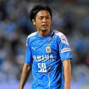 遠藤保仁のFKからの磐田初ゴールにファン大興奮!「神様 仏様 ヤット様」「J2じゃ反則レベルだな」