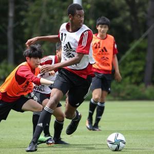 【朗報】日本のフィジカルエリート、サッカーに集中してしまう!