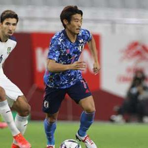【日本代表】キルギス戦でPKを献上してしまった守田という選手…