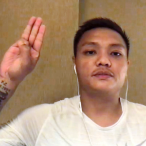 日本代表と戦ったミャンマー代表選手、亡命!