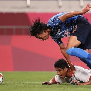 東京五輪サッカー日本代表のシンデレラボーイwww
