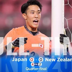 「日本代表 vs ニュージーランド」視聴率、12.45%