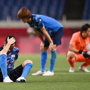 【視聴率】「日本代表 vs スペイン」瞬間最高は43・3%!