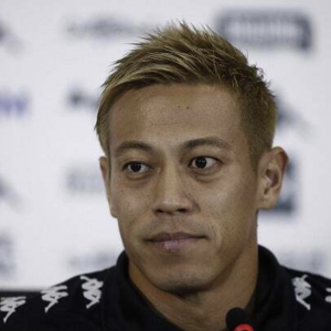 本田圭佑「ヨーロッパや日本では試合に上手く集中できませんでした!」