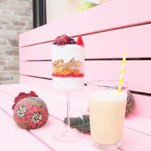 【カフェ】ギルトフリースイーツが楽しめる「Coconut Glen's 表参道店」でパフェ活☆
