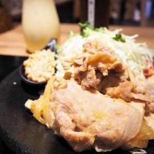 【ランチ】秋田県産の最高級ブランド豚・桃豚を堪能!しょうが焼き定食専門店 しょうが焼きBaKa☆