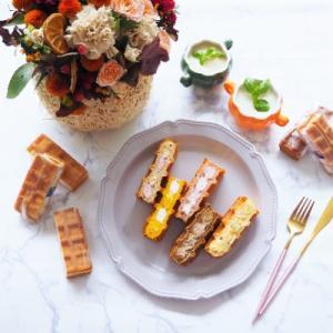 【お取り寄せスイーツ  ワッフル・ケーキの店R.L・季節のワッフルケーキ☆】