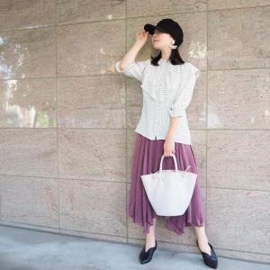 【プチプラコーデ・パシオス購入品】秋カラーを取り入れた全身1万円コーデ