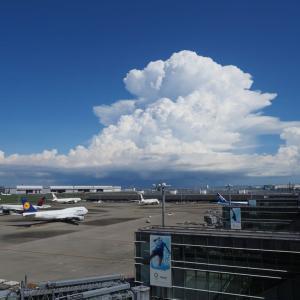羽田空港 2021 夏